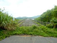 石垣島の底原ダム/世果報の水の写真