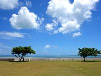 石垣島の舟蔵公園/真喜良公園 - 海方面を見る景色がおすすめ