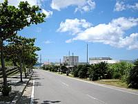 石垣島のヤマバレカフェストリート/山原メイン通り