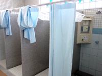 石垣島の南ぬ浜町ビーチ - シャワーは有料