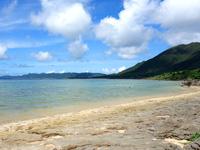 石垣島の山原海岸/ヤマバレビーチ