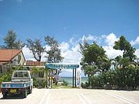 石垣島のヒュッタビーチ/八重山ヒュッタ - 海まですぐの立地