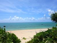石垣島の船越海岸/フナクヤ浜