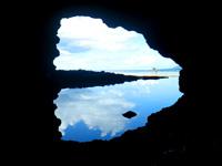 石垣島米原 青の洞窟