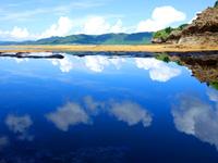 石垣島米原 ウユニ潮だまり