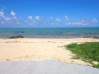 石垣島の伊野田ビーチの写真