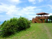 石垣島の前勢岳展望台