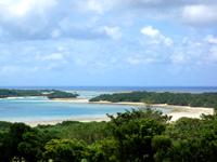 石垣島の川平小島 - 名前は小島だけど半島のような大きな島