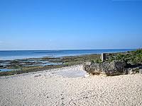 多田浜海岸/マエザトビーチ西