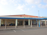 八重山列島 石垣島の石垣港離島ターミナル/新離島桟橋の写真
