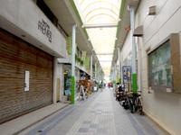 石垣島のあやぱにモール/ユーグレナモール - 2本目のモールはやや閑散気味