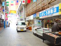 石垣島のたましろ鮮魚店
