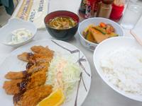 石垣島のあさひ食堂 - あさひ定食は不変です!(良い意味で)