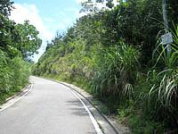 石垣島の屋良部岳の写真