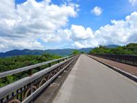 石垣島のパンナ岳公園西/バンナ岳公園西 - 公園内に橋が多く絶景ポイント