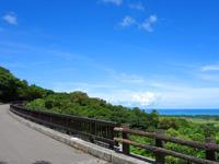 石垣島のパンナ岳公園西/バンナ岳公園西 - 橋の上から見る景色は最高です