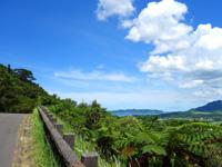 石垣島のパンナ岳公園西/バンナ岳公園西 - おそらく公園最高部分