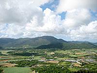 石垣島の南の島の展望台の写真