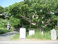 石垣島の冨崎観音堂