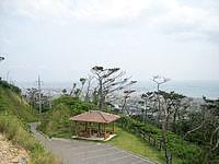 石垣島の石垣島天文台 - 天文台の下に駐車場有り