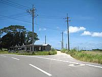 石垣島の川平タバガー/撮影場の写真
