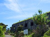 加計呂麻島の安脚場戦跡 - このような広場が多いです