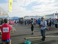 加計呂麻島の加計呂麻島ハーフマラソンコース - 第30回記念大会には有名?なタレントも!?