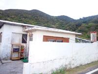 加計呂麻島のはまのお店 - 焼き鳥屋もできましたね