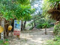 加計呂麻島のケンムン茶屋