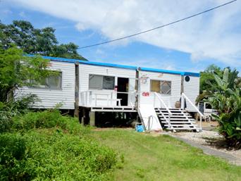 加計呂麻島の民芸処かけろまの壺/シーサイドカフェ晴空「雑貨屋は公表営業中のようです」
