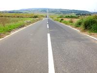 喜界島のシュガーロード
