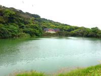 喜界島の鳥の山公園