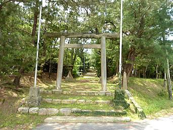 北大東島の大東宮/大神宮/大神宮の森