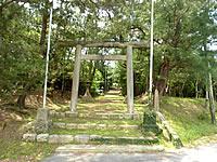 沖縄本島離島 北大東島の大東宮/大神宮/大神宮の森の写真