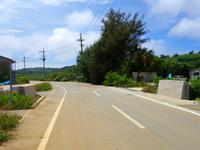 北大東島の潮見橋