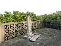 北大東島の玉置半右衛門の碑