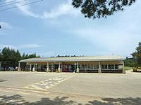 沖縄本島離島 北大東島のJA北大東島売店/スーパーの写真