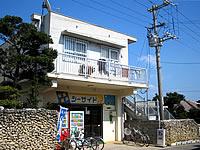 小浜島の軽食・喫茶 シーサイド