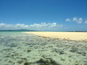 浜島の東の海:大潮