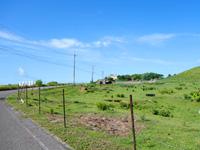 小浜島の大岳周辺の道
