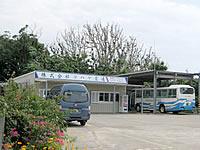 小浜島のコハマ交通(カート?)
