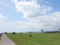 小浜島の海人公園 - 公園自体はかなり広大です