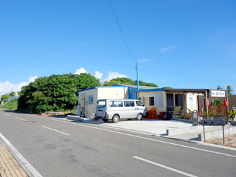 小浜島の島人ぬ居酒屋 あーじゅ「小浜小中学校近くに移転していた」