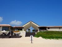 小浜島のはいむるビーチ ビーチハウス/ショップ
