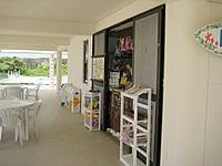 小浜島のはいむるビーチハウス/はいむるぶしビーチハウス - 売店はきちんと営業しています