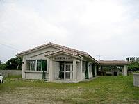 小浜島の小浜染・織工房