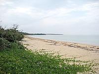 南風花海岸/ウータ浜