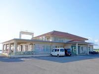 小浜島のちゅらさんばし旅ぬかろい/小浜港ターミナル