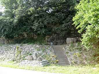 古宇利島 村墓