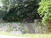 古宇利島の古宇利島 村墓